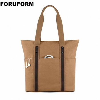 Nuevo bolso de lona a la moda, bolso de hombro para mujer de gran capacidad, bolsa de mensajero de ocio, bolso de ZH-145