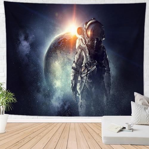 Луна пещера гобелен пространство ковер на стену хиппи гобелен большой tapijt muur домашний декор - Цвет: 1810