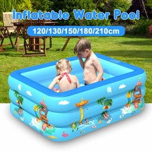 Baby Inflatable Swimmming Pool Water play Pool Portable Outdoor Ball Paddling pool Kid Water Play Toys for Children