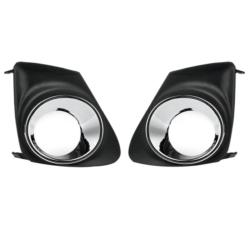 Car Front Fog Light Lamp Cover Grille for Toyota Corolla 2011-2013
