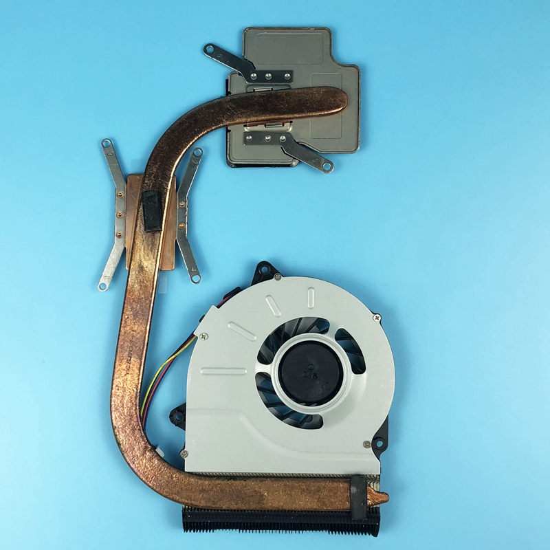 Original For <font><b>lenovo</b></font> G40-70M G50-70M <font><b>Z40</b></font> G40 Laptop CPU Heatsink cooling system Fan Notebook cooler image