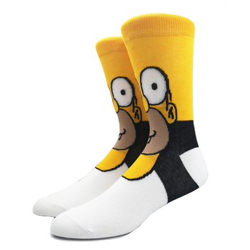 Cartoon Rabbit Sock Casual Hip Hop Creative Soft Comfortable Funny Novelty Skateboard socks Men Calcetines Hombre Divertido 48