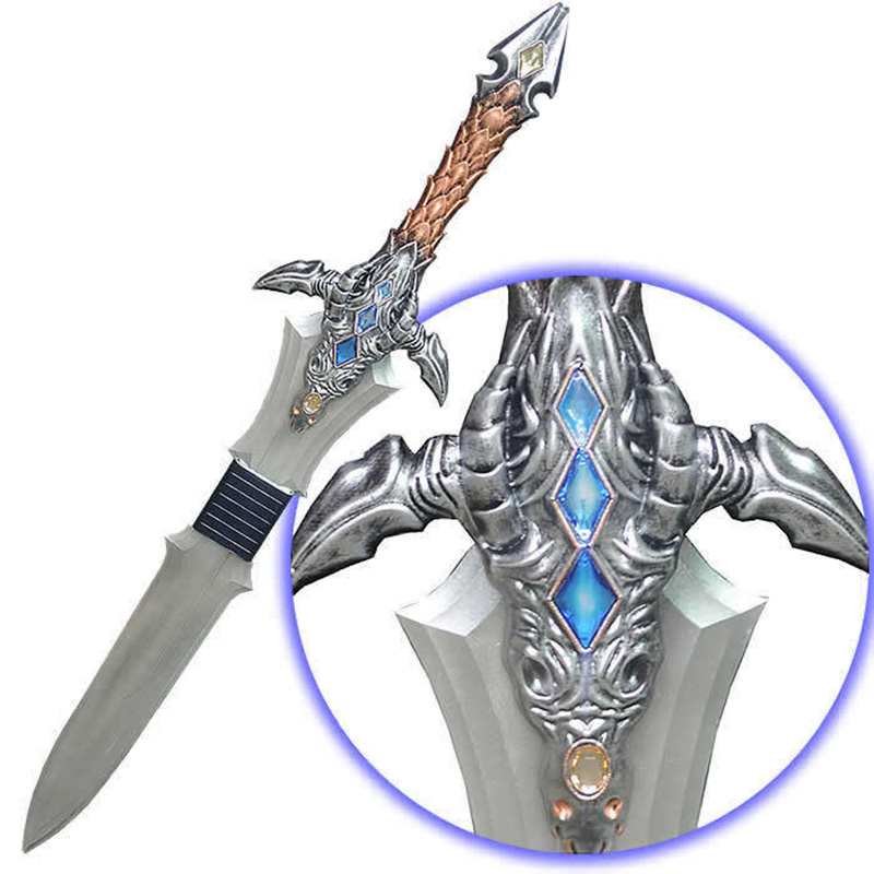 World Of Warcraft Sword Model Simulation Toy Big Movie New Props