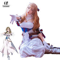 ROLECOS Mamako Oosuki Cosplay Costume Anime Do You Love Your Mom and Her Two Hit Multi Target Attacks Cosplay Women Sexy Dress