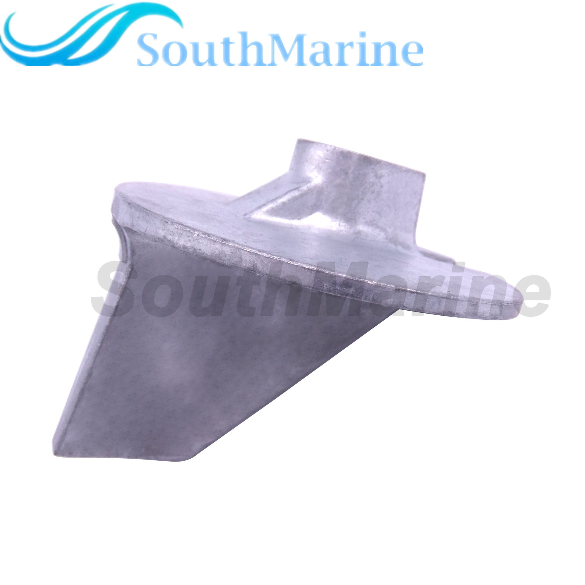 6E5-45371-01 Tab Trim Anode For Yamaha Outboard Engine 115HP-225HP 2/4-stroke, Sierra 18-6097