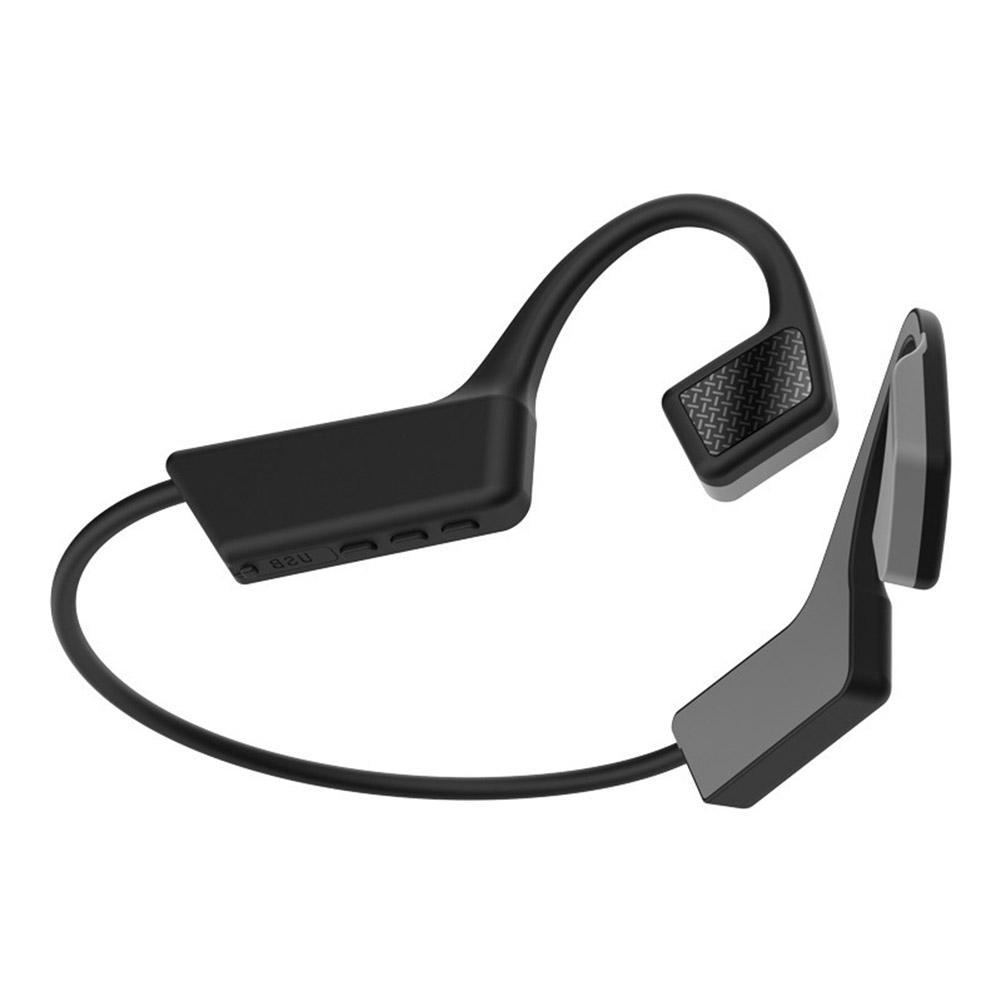 K08 Bone Conduction Bluetooth 5.0 Wireless Headphone Earphones Waterproof Sports Earbuds Headset Wireless Bluetooth Headphone