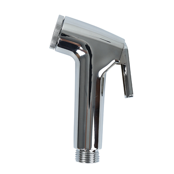 Wysokiej jakości ABS opryskiwacz łazienkowy toaleta żaroodporna poręczna ręczna rączka bidetowa wysokociśnieniowa dysza bidetowa mnóstwo zastosowań tanie i dobre opinie Poziome CN (pochodzenie) Pojedynczy otwór NONE Dropshipping Wholesale