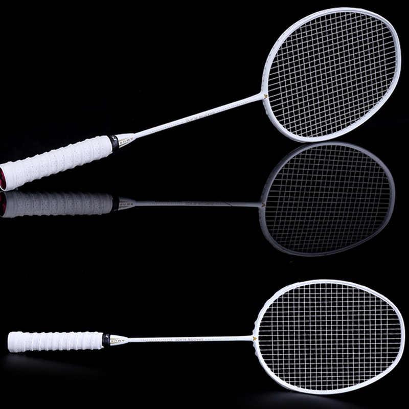 1Pair //1Pc Professional Carbon Fiber Racket Badminton Racquet Badminton racquet