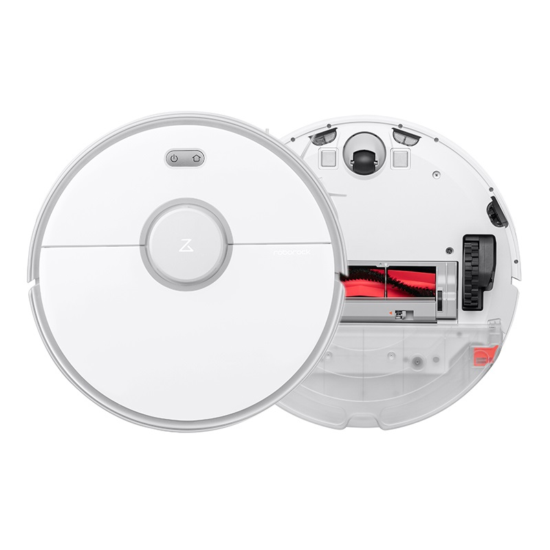 2018 Roborock S50 Xiaomi MI Robot Vacuum Cleaner 2 for Home Automatic Sweeping Dust Sterilize Smart Planned Washing Mopping