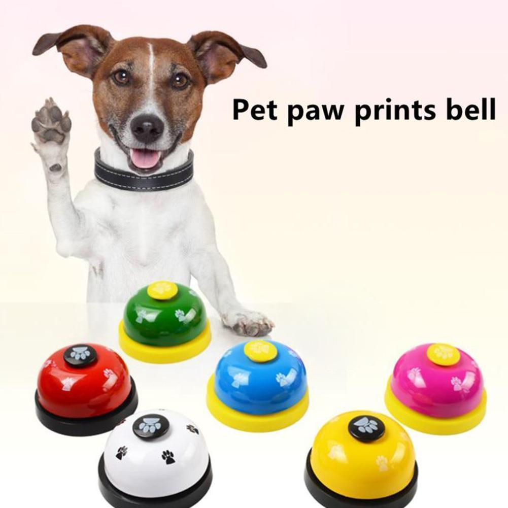 Pet Bell Supplies Trainer Bells Wholesale Training Dog Cat Training Dog Equipment Training High Dogs Toys Quality G4R3-0
