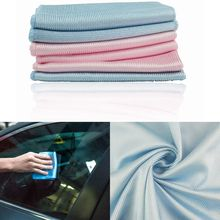 Glass-Cloth Wipes Cleaning-Towel Microfiber No-Lint-Window Soft Kitchen 3-Size Absorbable
