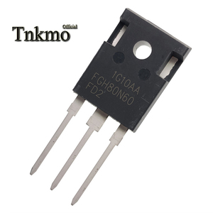 Image 4 - 5 個 FGH80N60FD2TU FGH80N60FD2 FGH80N60 に TO 247AB 247 N CHANNEL チューブパワー igbt トランジスタ 80A 600 v 無料配信
