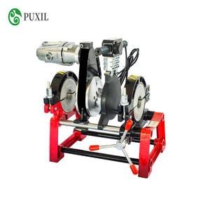 Manual hot melt two-ring coupling machine Manual PE/PPR/PB/PVDF butt welding machine