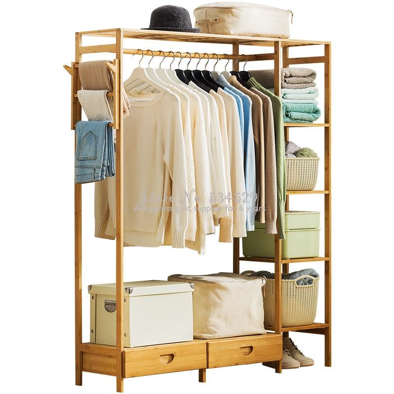30% A1 современный гардероб многофункциональная стойка для хранения Orgnizer напольная стойка для обуви большая емкость вешалка для одежды пальт