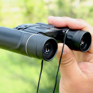 Image 4 - 40x22 Compact Zoom Binoculars Long Range 2000m Folding HD Powerful Mini Telescope BAK4 FMC Optics Hunting Sports Camping Trave