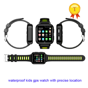Image 5 - New Arrival ip68 real waterproof swimming style 4G Kids Smart watch sim card GPS SOS WIFI Android Smart gps Watch boy girl