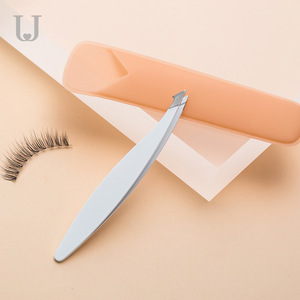 Image 1 - Jordan&Judy Large Eyebrow Clip Eyebrow Tweezers Trim Hair Removal Beard Clip Eyebrow Clip Tool