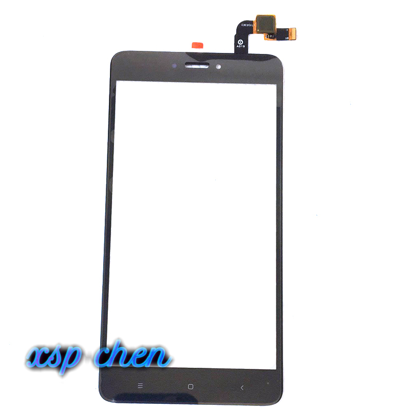 Touch Screen Für <font><b>Xiaomi</b></font> Redmi Hinweis <font><b>4X</b></font>/Hinweis 4 Globale Snapdragon 625 Touchscreen Digitizer Sensor 5,5 ''<font><b>LCD</b></font> Display front Glas image