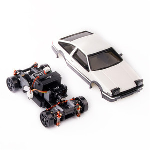 Firelap IW05 1/28 2.4G 4WD RC Car Touring Drift Vehicle Radio Control Car Carbon Fiber Chassis for TOYATO RTR Model Toys for Kid