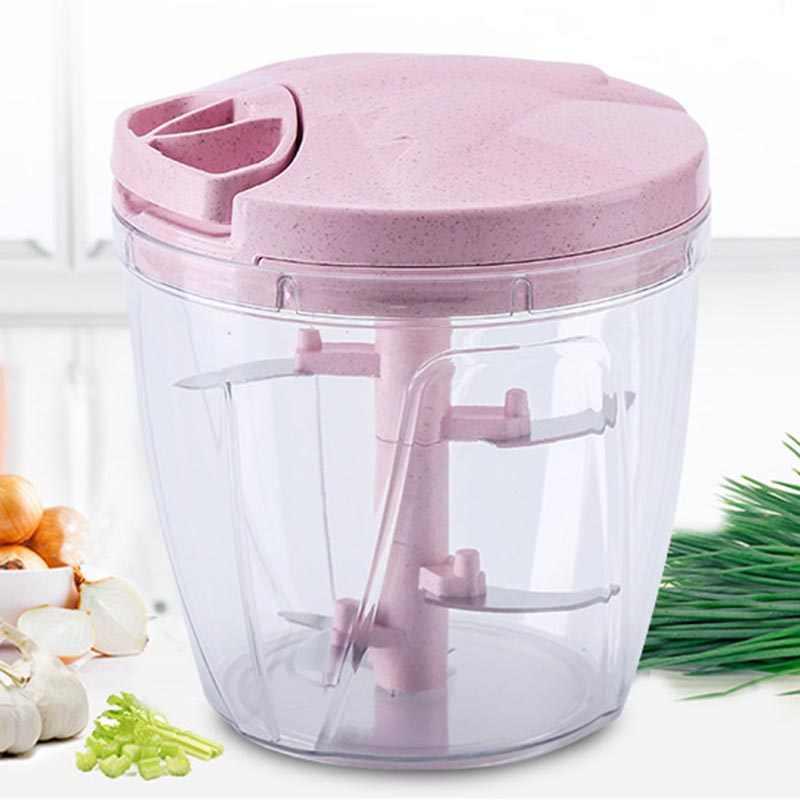 Instrukcja maszynka do mielenia mięsa maszynka do mielenia mięsa ręcznie moc warzyw urządzenie do siekania żywności owoce orzechy młynek chłopak-sprzedaż