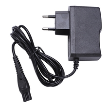 1Pcs 15V 2-Prong Eu Wall Plug Ac Power Adapter Charger For Philips Shaver Hq8505 Hs8020 Hq8875