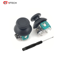 3D Analog Achse 3D Joystick Modul Potentiometer Mit Thumb-sticks für Play station 4 PS4 Controller Reparatur(China)