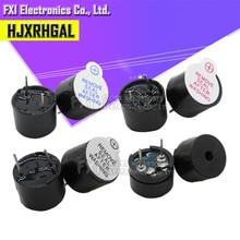 10pcs New Arrival 10pcs 3v 5v 12v Active Buzzer Magnetic Long Continous Beep Tone 12*9.5mm