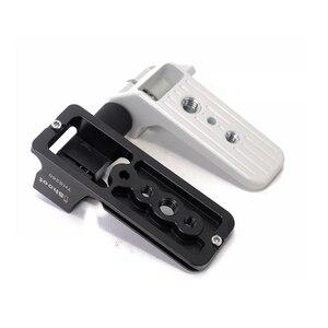 Image 4 - Ishoot Ống Kính Hỗ Trợ Viền Cho Sony FE 200 600 F5.6 6.3 G OSS Tripod Mount Ring Thay Thế Đế Chân Đứng