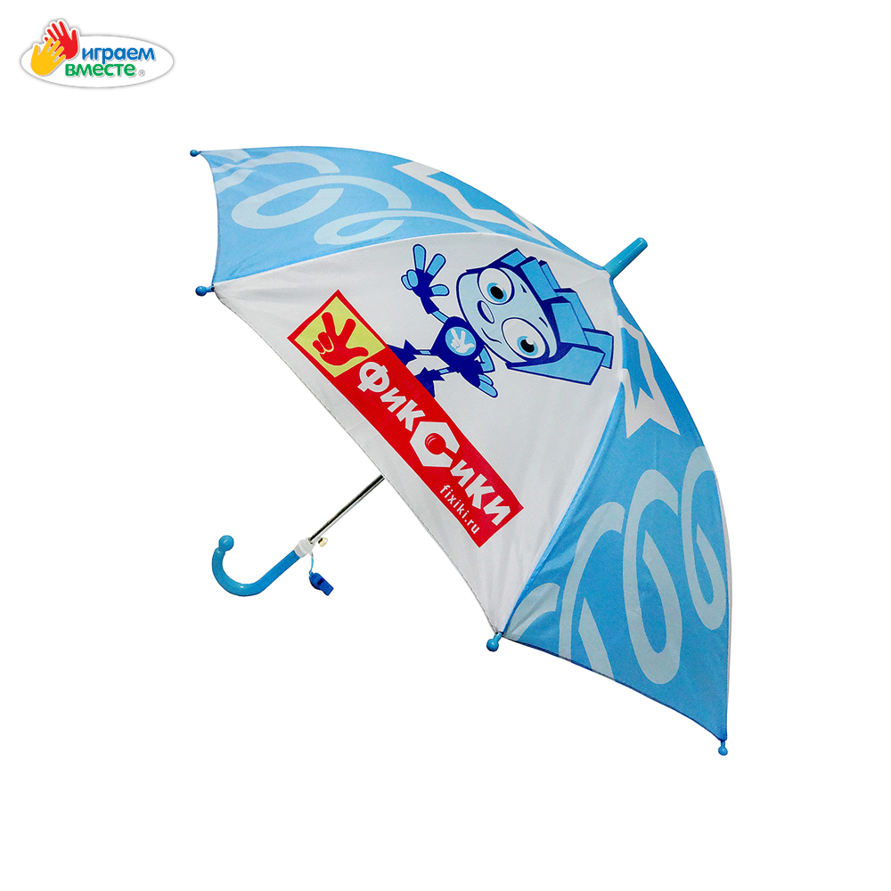 Umbrellas IGRAEM VMESTE 248083 children's umbrella bright drawing for a child for a girl