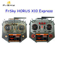 FrSky HORUS X10 Express 24CH ACCESS ACCST D16 Mode2 Transmitter PARA Wireless Training System RC Transmitter for RC Drone Accs