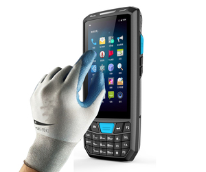 Image 2 - PDA 80T Portable PDA Android Terminal Honeywell Barcode Scanner 1d Laser 2d QR Handheld Data Collector Device with WIFI 4G NFC