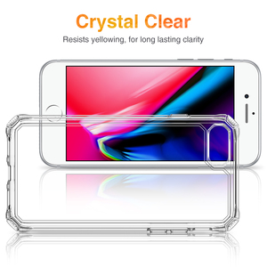 Image 5 - ESR for iPhone SE 2020 Case 8 7 11 11Pro Max TPU Shockproof Cover Clear Phone Case Transparent Back Cover for iPhone SE2 Cases