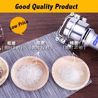 550W Portable Mini Stainless Steel Electric Mill Grinder 150G Ultrafine Powder Machine Grinding