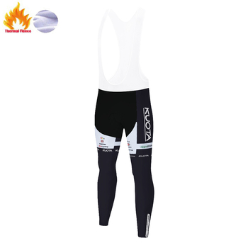 KUOTA-Pantalones largos de ciclismo de invierno para hombre, pantalón para ciclismo de...
