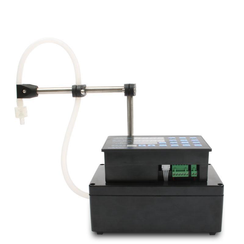 Elektryczna maszyna do napełniania cieczą Mini butelkowana wlew wody cyfrowa pompa do perfum napój woda mleko oliwa z oliwek