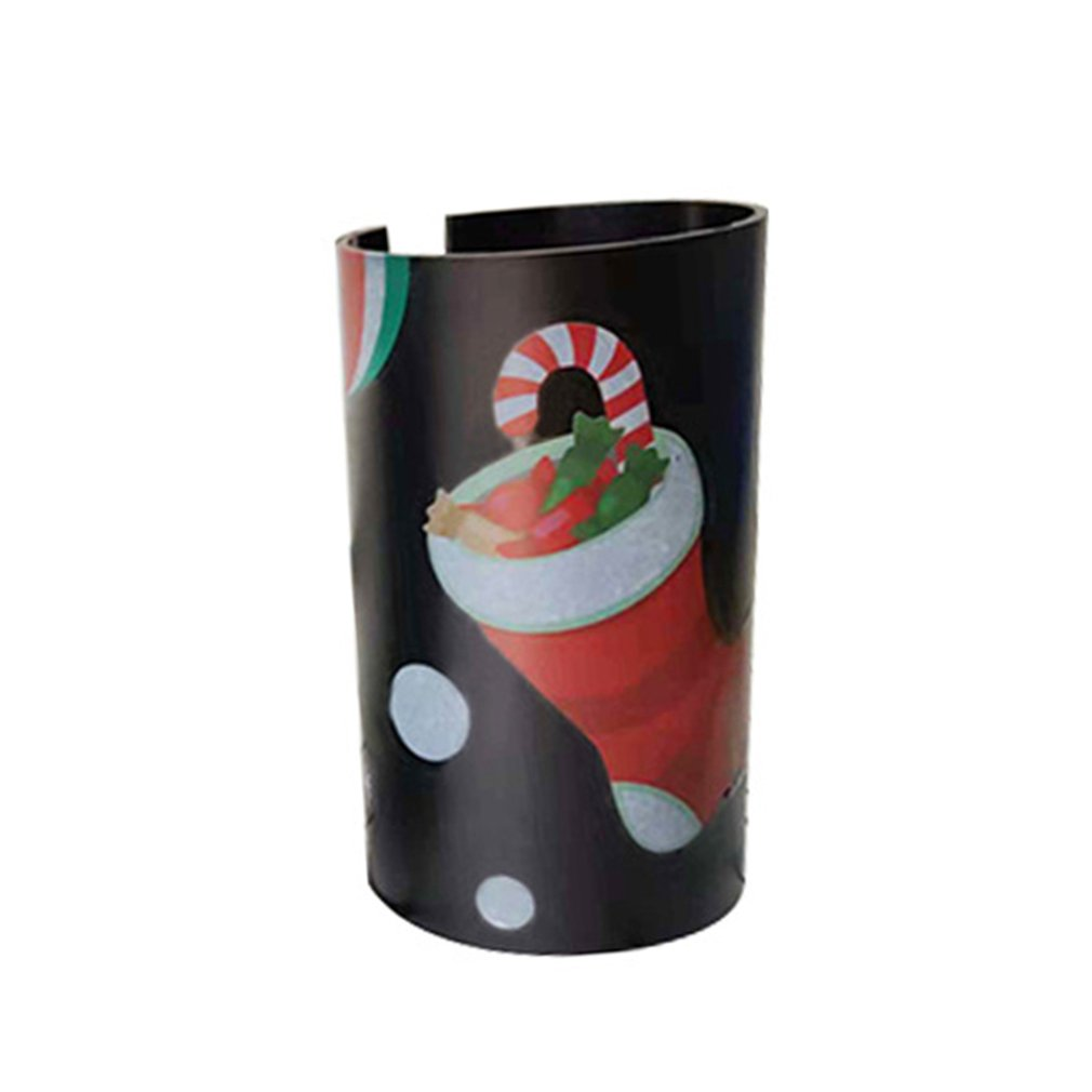 Christmas Elderly Wrapping Paper Cutter Christmas Gift Paper Cutter Tool Multi Storage Wrapping Paper Cutter