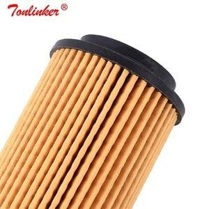 Image 5 - オイルフィルター A2711800009 1 個メルセデスベンツ C CLASS W203 CL203 S203 2001 2011 C180 C200 C230 コンプレッサーモデル紙オイルフィルター