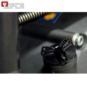 Image 2 - Motocicleta m20 * 2.5 cnc copo do filtro de óleo do motor plug capa parafuso para kawasaki z800 z 800 2013 2016 2014 2015