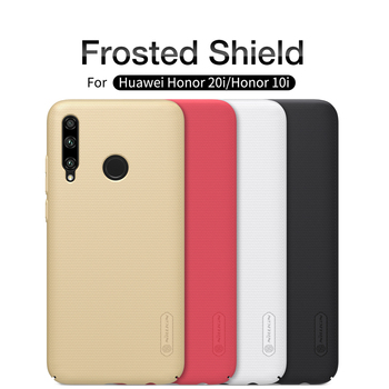 For Huawei Honor 9i 10i 20i 9 10 20 lite V20 Note 10 Case Nillkin frosted PC hard cases phone shell Matte Covers back cover
