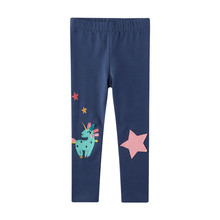 цена на Girls Trousers New Arrival 2020 Unicorn Print Baby Legging Pants Autumn Fall Children Clothes Pencil Pants For Girl