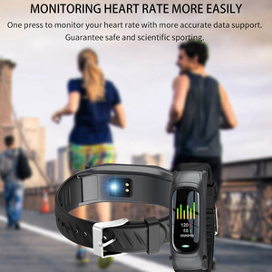 Image 5 - B9 Smart Call Bracelet Bluetooth Earphone Wristband Heart Rate Monitor Fitness Tracker Headset Smart Band Talk For IOS Android