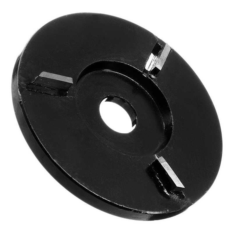 2 шт. мощный диск для резьбы по дереву, угловая шлифовальная машина для деревообработки, турбо плоскость для 16 мм, апертура, угловая шлифовальная машина, насадка, фреза, F