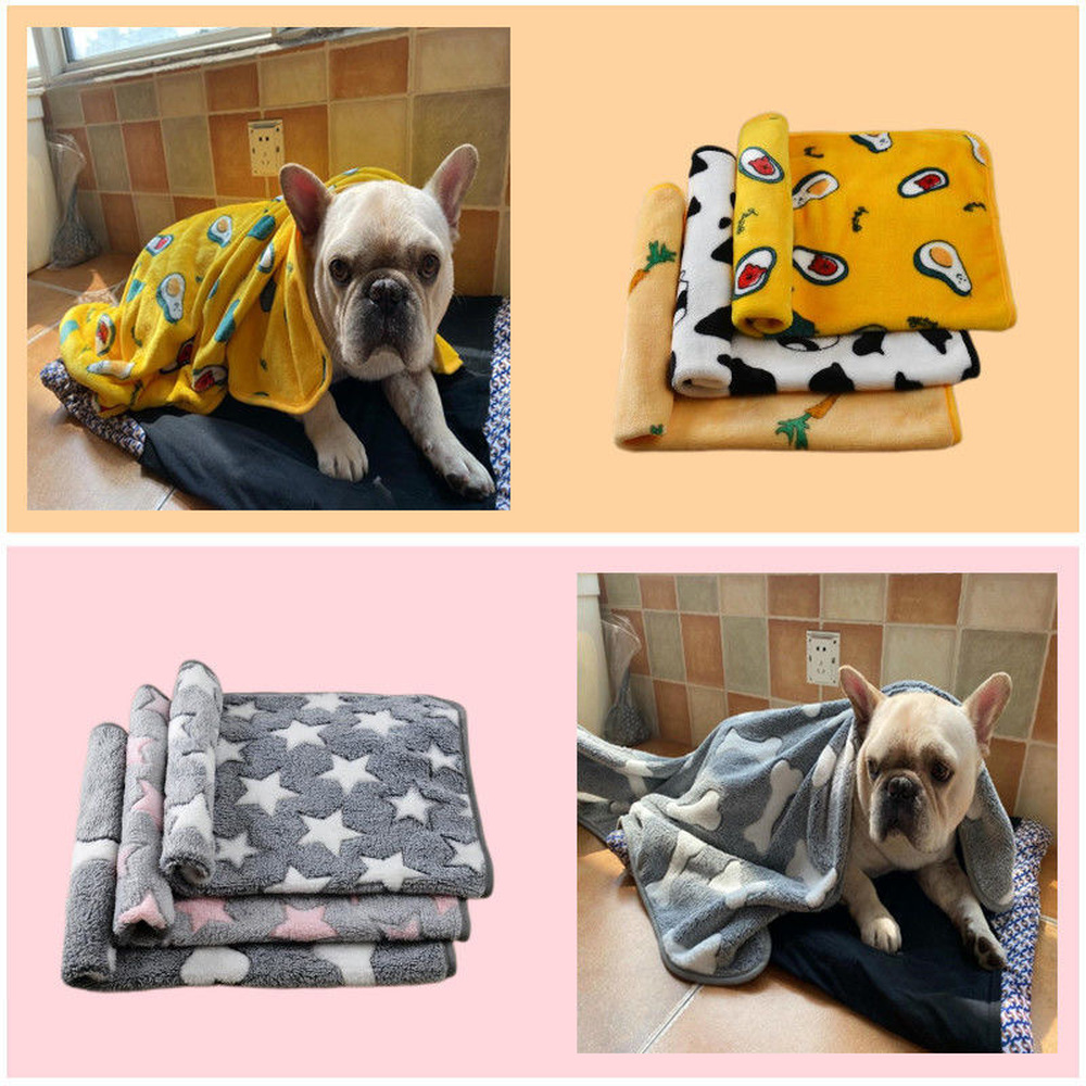 2021 Cat Bed Dog Blanket Pet Mat Dogs Supplies Dogs Mat Dogs Accessories Winter Warm Cats and Dogs General Blanket Pets Supplies 6