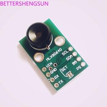 GY-MCU90640 MLX90640 IR 32*24 infrared temperature measurement dot matrix sensor