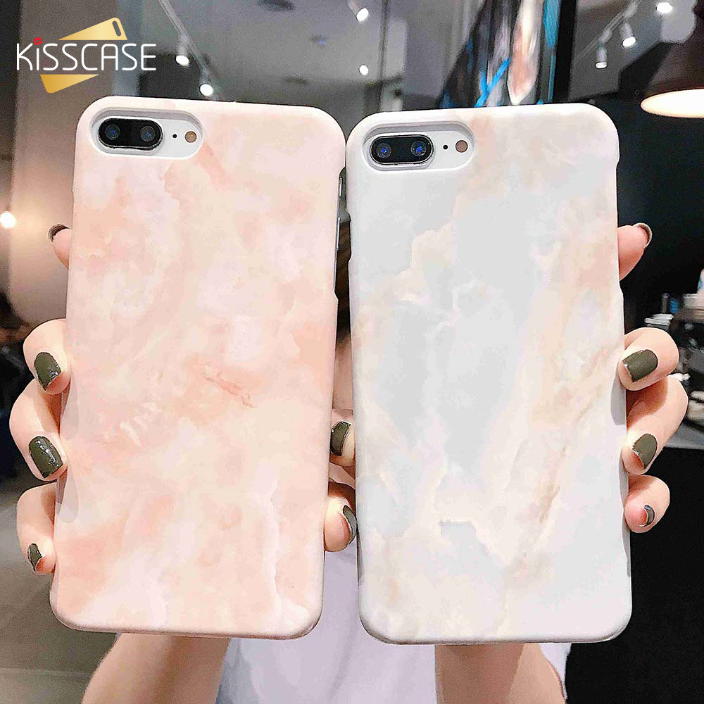 KISSCASE Marble Phone Case For iPhone 11PRO MAX Cases Fashion Cases For iPhone  XS MAX XS 11 X 7 8 6 6S 11 7Plus 6Plus Capinha