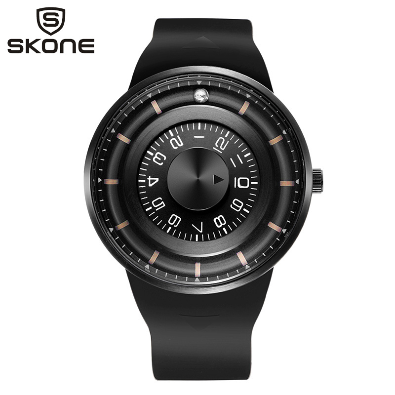 Watch-Ball Wristwatche Quartz Relogio Masculino Fashion Luxury Brand Round Sport SKONE