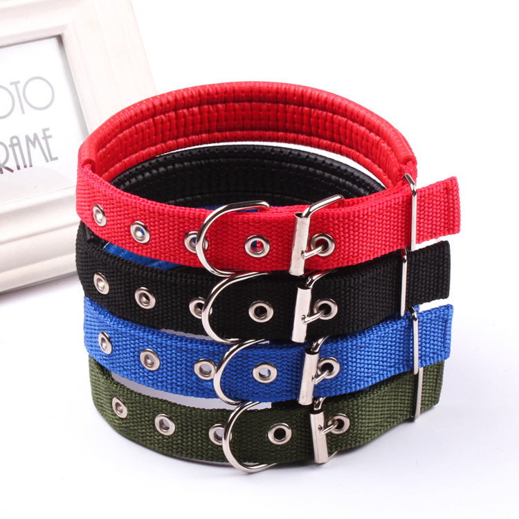 High Quality Comfortable Foam Pet Collar Dog Neck Ring Dog Collar All Breeds Size Wide 2.0