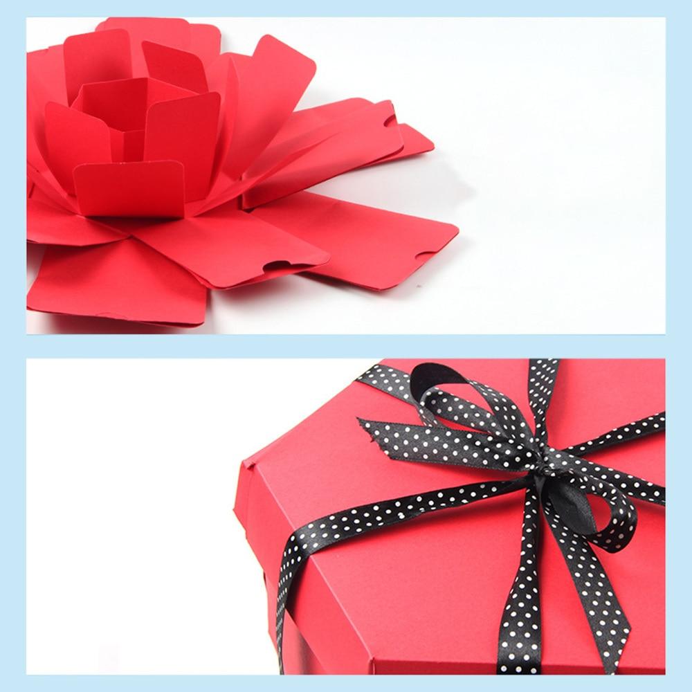 DIY Explosion Gift Box Set