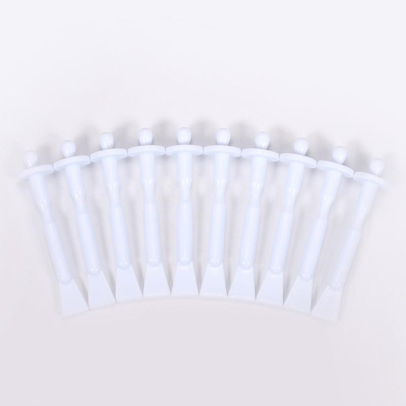 Newly 20 Pcs Nose Wax Stick Nasal Hair Removal Kit Natural Beeswax Safe Formula CLA88
