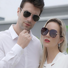2020 new high-definition fashion men and women frog mirror car driver glasses sun sunglasses auto parts Anti-UV tide brand pilots in same silver frog mirror retro sunglasses for men and women big yards sunglasses color polariscope authtic